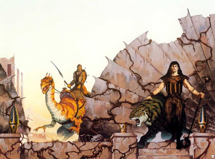 Image result for lost heroes gerald brom