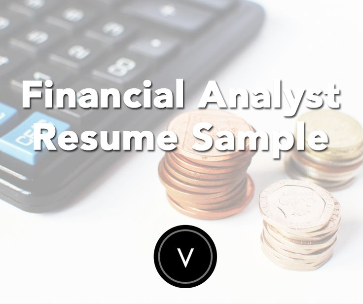 Check out our resume samples for financial analysts and stand out from the crowd!