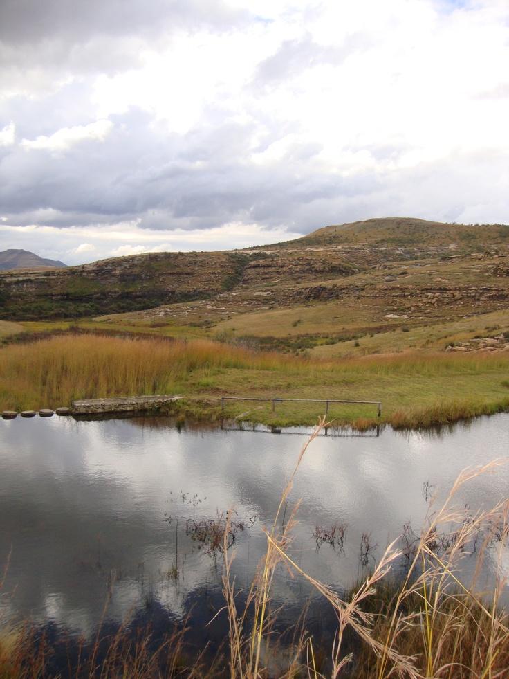 Clarens, Drakensburg