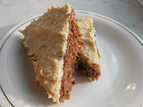 Fitness & hubnutí: Cuketový koláč s tvarohem