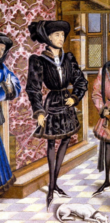 Familles Royales d'Europe : Philippe le Bon, duc de Bourgogne