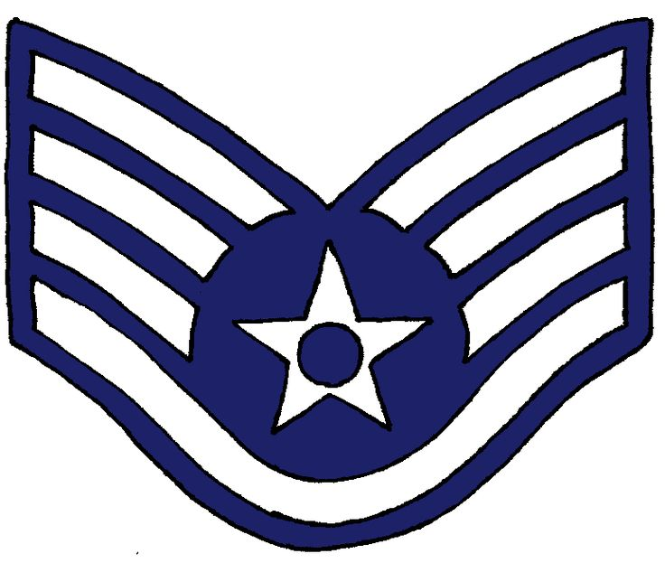E-5 Staff Sergeant Air Force