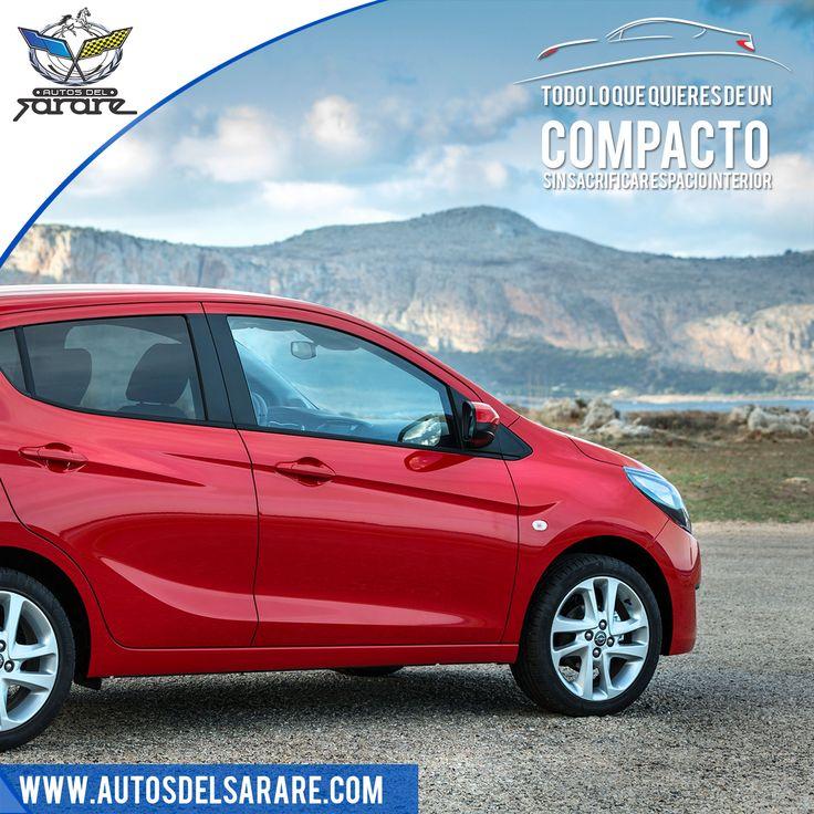 En Autos del Sarare encuentras todo lo que quieres de un compacto, sin sacrificar espacio interior.  Ven y visítanos en la Cra 24 N°14A-39 diagonal al Gimnasio Santa Teresita.