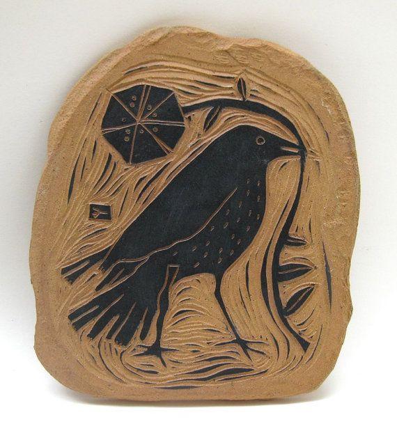 carved stamp