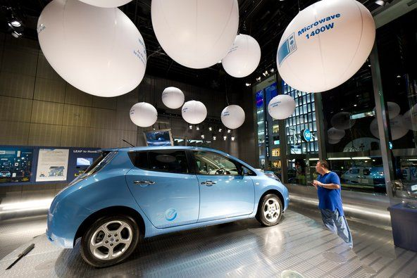 Fuel Efficiency Standard Could Jump-Start Electric Cars