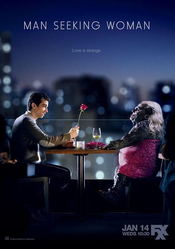 Man Seeking Woman (Serie de TV)