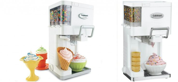 Cuisinart Ice Cream Maker The Cuisinart Ice-45 ice cream maker will make your life less sweaty and warm. The brand is widely popular for its performance in the cooking appliances. This ice cream maker is there for you in winter and summer. For more information this site can help you.