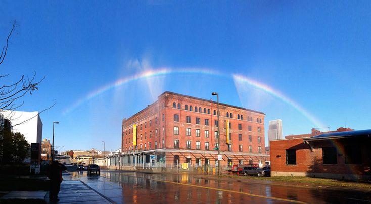 michael jones mckean: the rainbow: principles of light and shapes between forms  bemis center for contemporary arts, omaha, nebraska, USA  june 21st, 2012 until september 15th, 2012