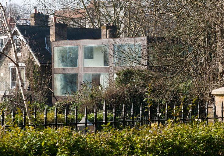 John Winter . Winter House  Swains Lane . London  (2)