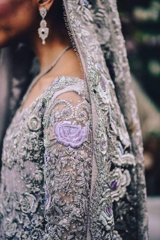Sana Ansari in Farah Talib Aziz Mehlum-Sadriwala Studio