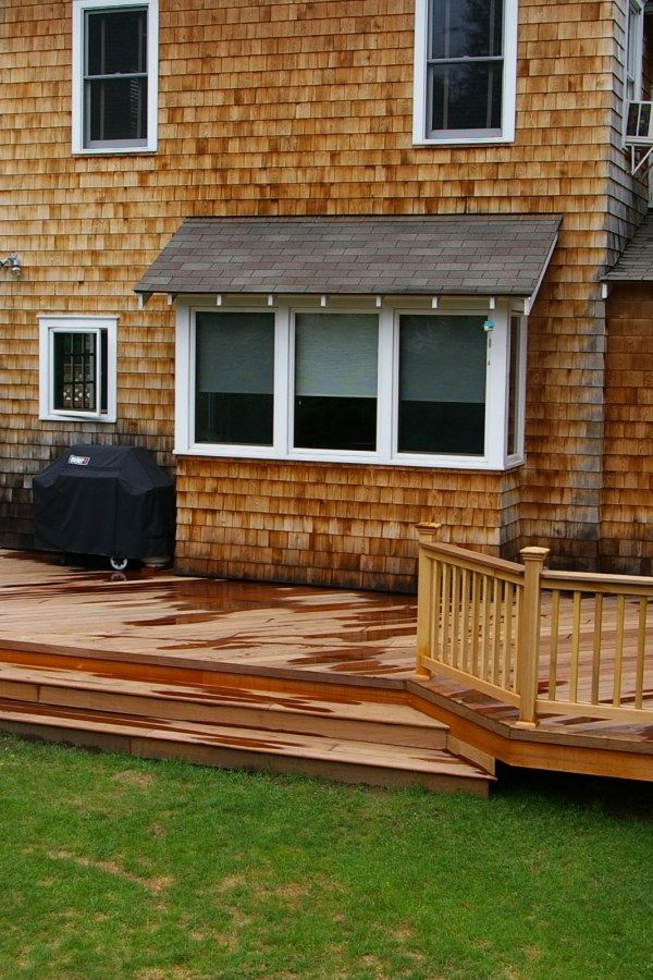 12 Beautiful DIY Wood Deck Projects for you to try for your yard
