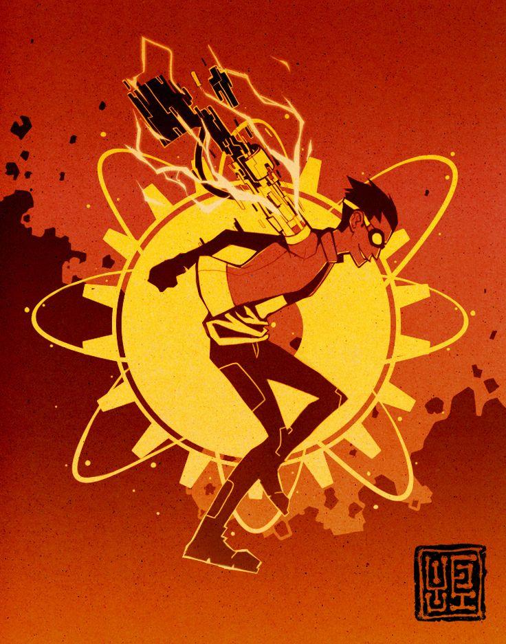 Generator Rex by Yufei.deviantart.com on @deviantART