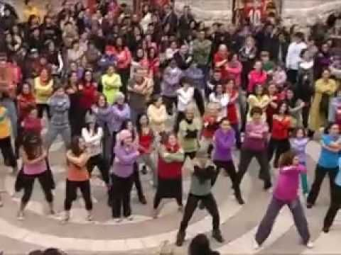 Updated Jerusalem YMCA FlashMob (Official)