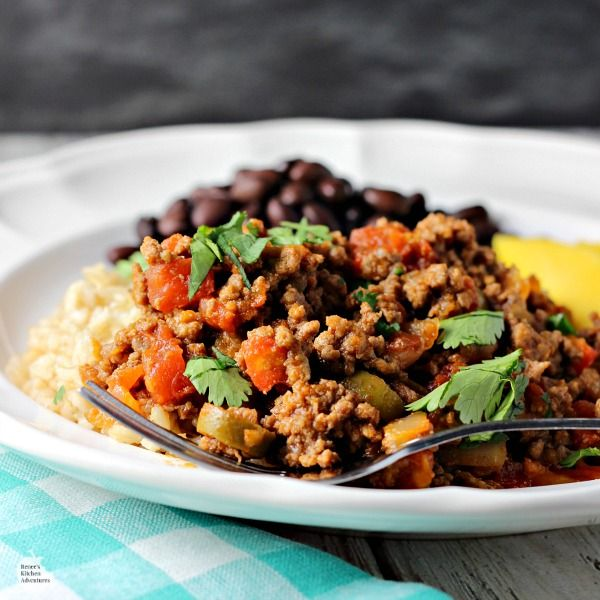 25+ best ideas about Beef Picadillo on Pinterest ...