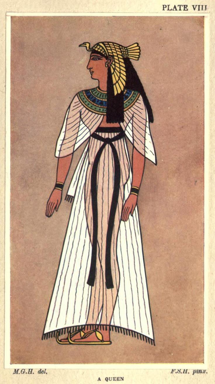 Egipatski kostim | Egyptian clothing. Ancient egyptian clothing. Ancient egypt fashion