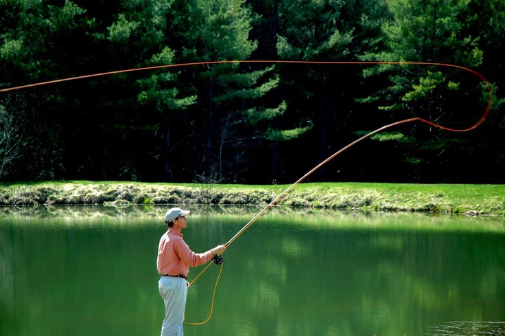 7 best fly casting images on pinterest fly casting for Ll bean fishing