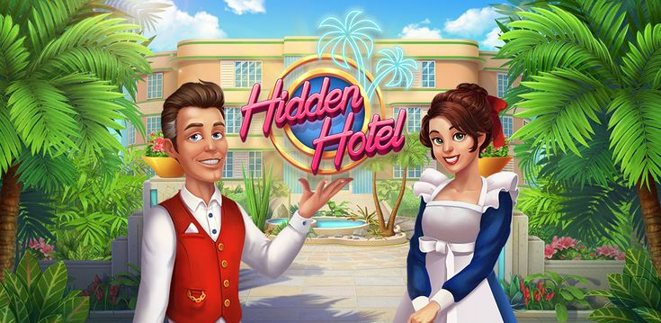 Hidden Hotel Spielen