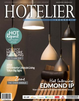 Hotelier Indonesia Edition 19 digital magazine - Read the digital edition by Magzter on your iPad, iPhone, Android, Tablet Devices, Windows 8, PC, Mac and the Web.