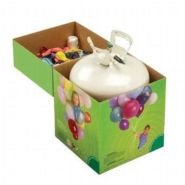 Ballongas - Helium für 50 Ballons weddix