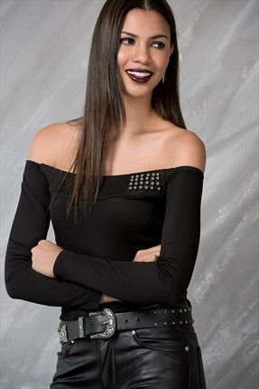 Siyah Bluz Y623
