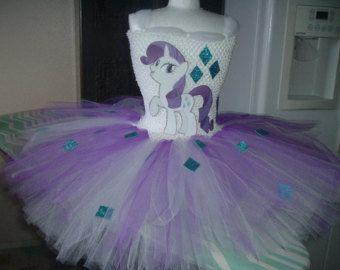Rareza o cualquier mi Little Pony traje Tutu Vestido de flores