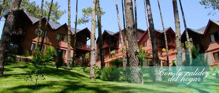 Refugio del Bosque | Apart en Cariló
