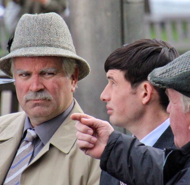 Still Game cast spied filming more scenes across Glasgow for new ...