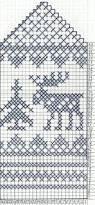 Kuvahaun tulos haulle machine knit mittens pattern