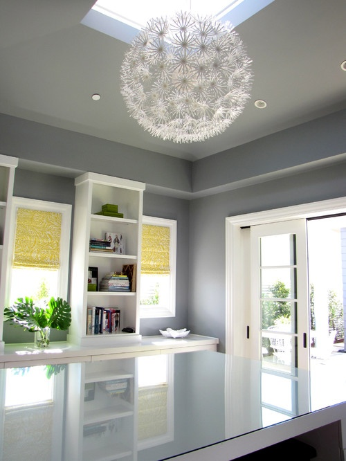 7 best images about paint on pinterest eclectic living Gray office ideas