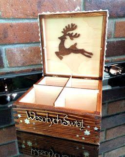 Galeria - Inspiracji - Magdy: Świąteczne herbaciarki...