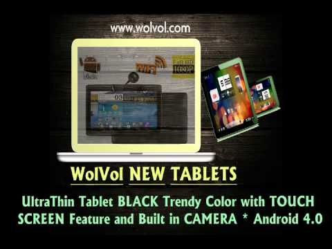 Shop online android touch screen netbook & mini laptops at http://www.Wolvol.com