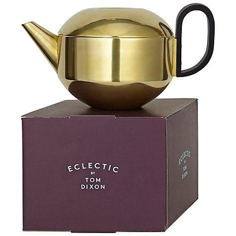 Buy Tom Dixon Form Teapot Online at johnlewis.com