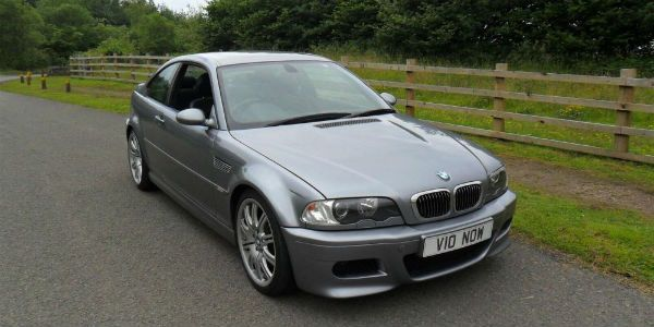 NOW FOR SALE Is An E46 BMW M3 Powered By 5.0-Litre V10 With A Manual Gearbox! WAIT A MINUTE, V10 From An E60 M5?