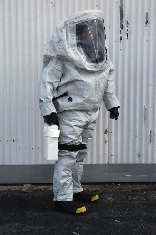 https://www.flicklearning.com/courses/health-and-safety/personal-protective-equipment-training  Bio-Hazard Suit