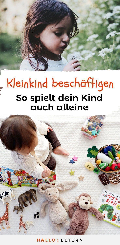 So beschäftigst du dein Kleinkind. #Leben mit Kind