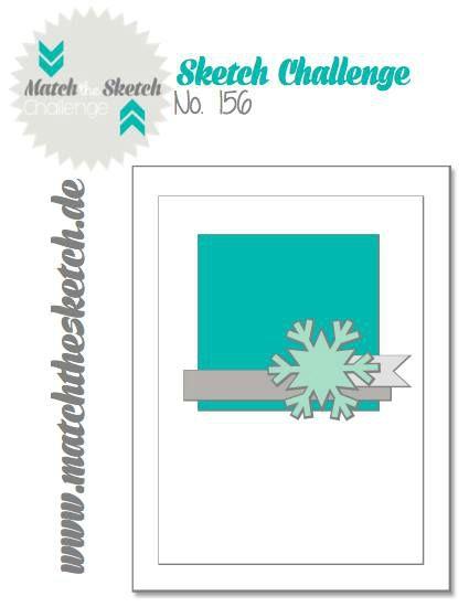 Willkommen zu Sketch Nr. 156 bei Match the Sketch! Ihr habt bis Dienstag, 20 Uhr (MEZ) Zeit um an der Challenge teilzunehmen.   Welcome ...