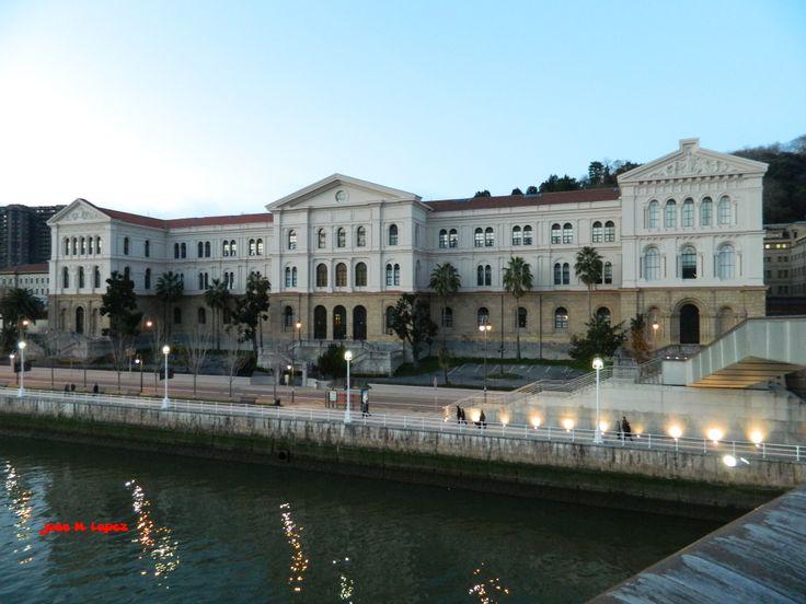 Bilbao. Universidad de Deusto