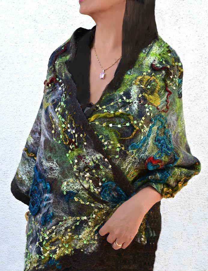 Chal Arroyo de Pasion Textil