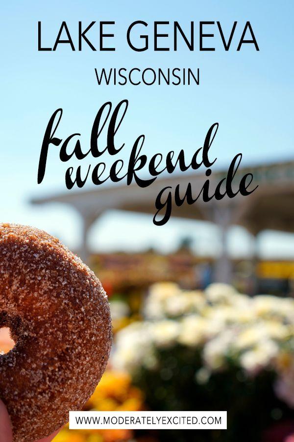 Una guía de escapada de fin de semana de otoño perfecta para planificar sus próximas vacaciones de 48 horas …