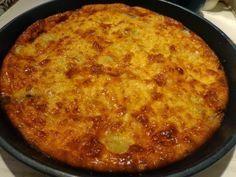 Ομελέτα στον φούρνο !! Η γεύση της δεν περιγράφετε!!! ~ ΜΑΓΕΙΡΙΚΗ ΚΑΙ ΣΥΝΤΑΓΕΣ