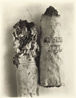 Irving Penn - imperfect objects as Art