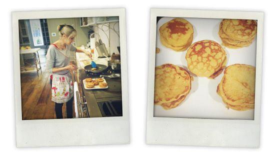 Coconut Flour Pancakes | goop.com