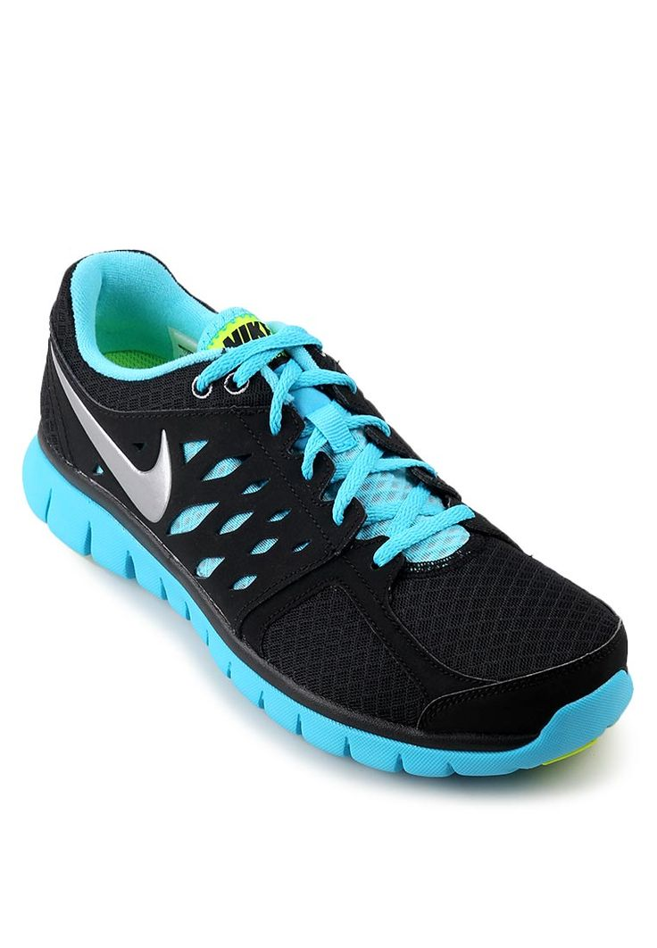 Nike Flex 2013 Running Shoes in dual colors. http://zocko.it/LD2wf