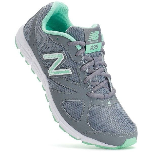 New Balance 635 Runner Women's Athletic Shoes, Size: 5 W D, Gray Green ($65) ❤ liked on Polyvore featuring shoes, athletic shoes, gray green, print shoes, light weight shoes, new balance footwear, lace up shoes and lightweight shoes