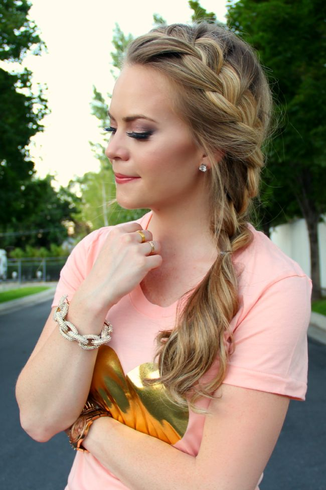 Best 25 french braid updo ideas on pinterest french braid buns 63 easy chic french braid hairstyle ideas you can try at home lucky bella ccuart Images