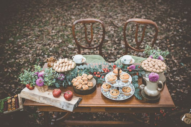 cozy picnic inspiration