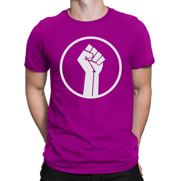 More Power T-Shirt Pink