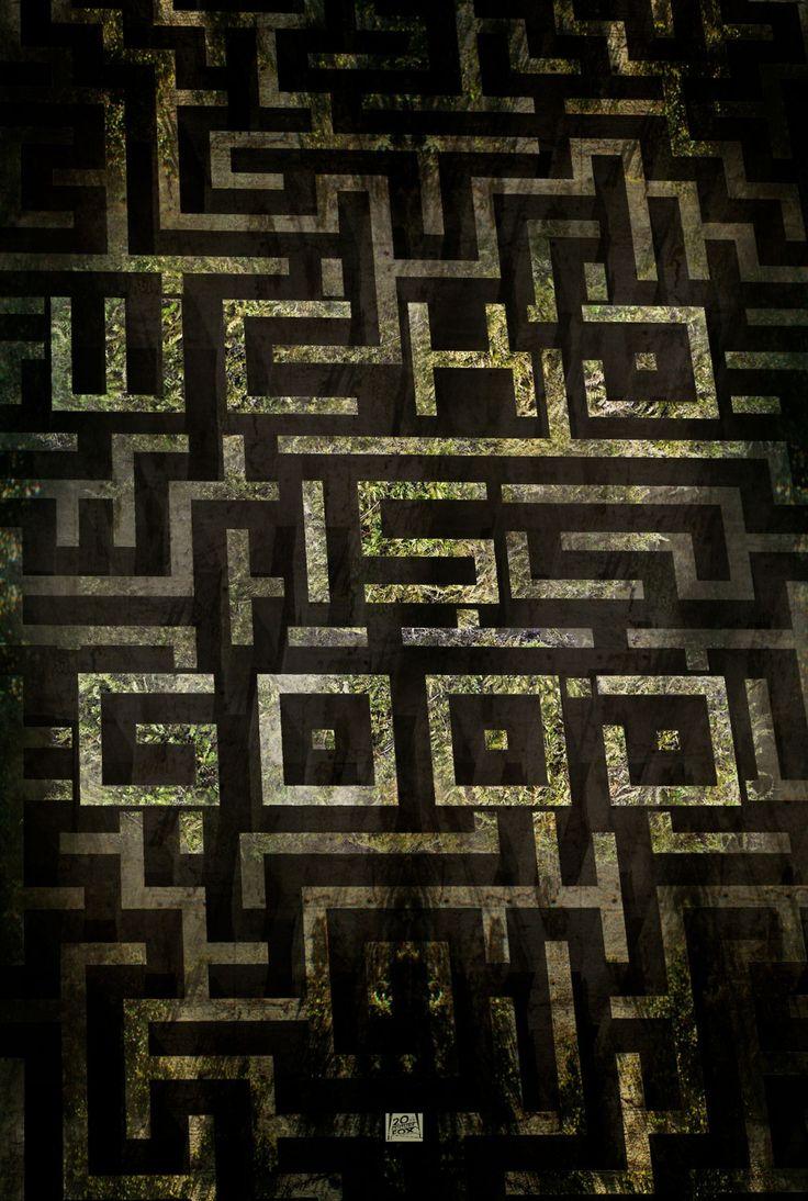 Photo (18 sur 67) du film Le Labyrinthe, avec Dylan O'Brien, Aml Ameen