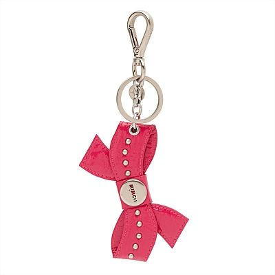 Peek A Bow Key Chain #mimcomuse