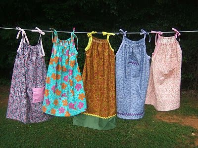 Pillowcase Dresses for Africa and other service ideas on this site